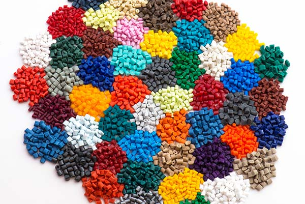 Golden Samples For Plastic Pellets