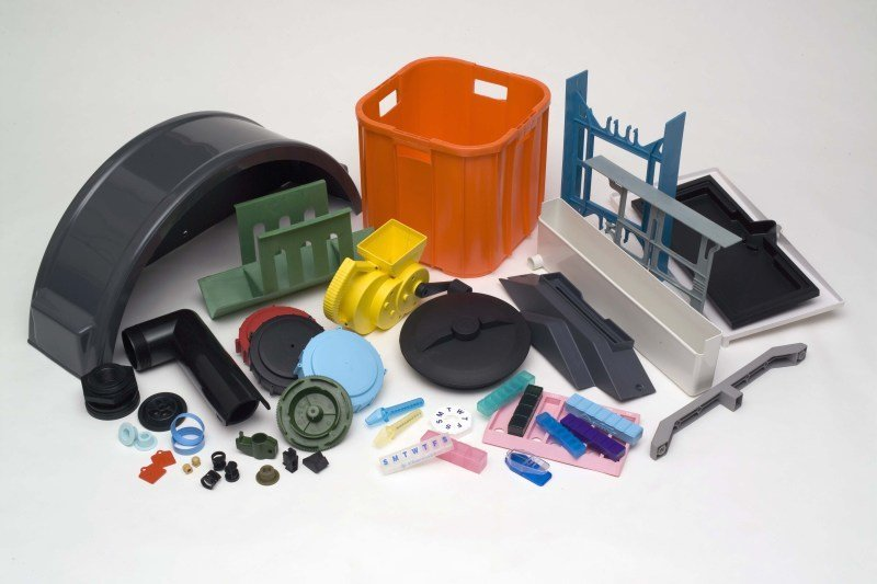 Production Of Injection Molded Parts