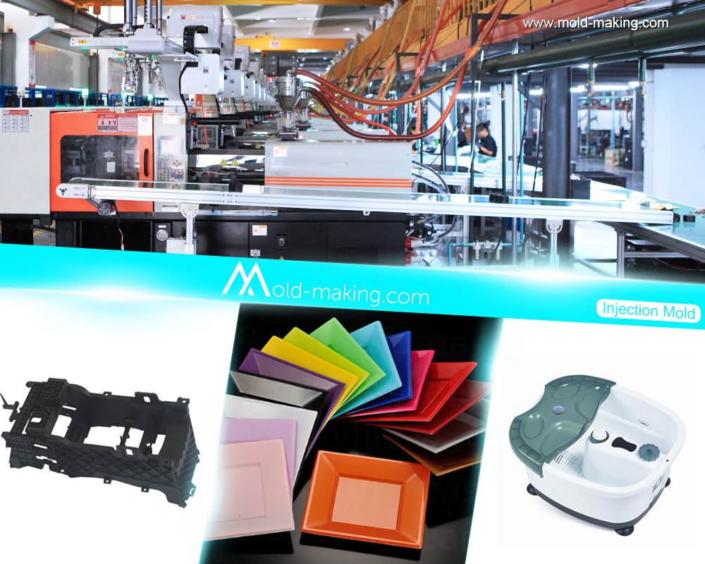 Plastic Injection Molding Manufacturer 3