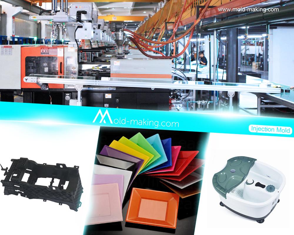 Plastic Injection Molding Manufacturer 3
