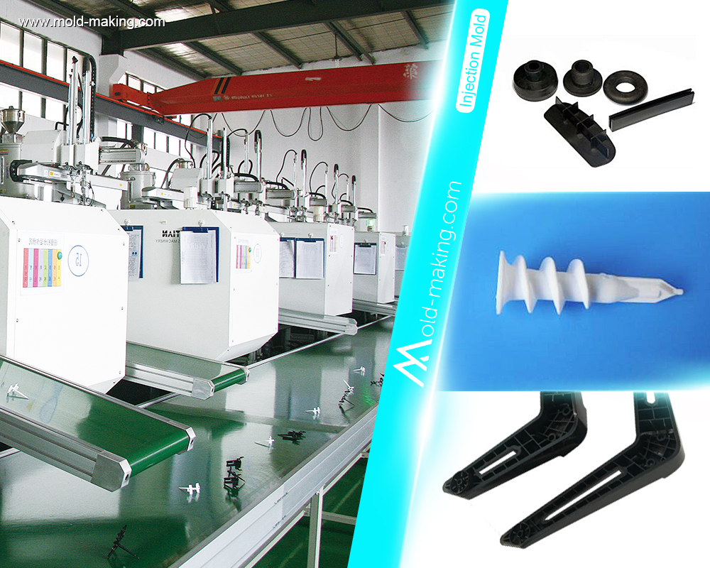 Plastic Injection Molding Manufacturer 40